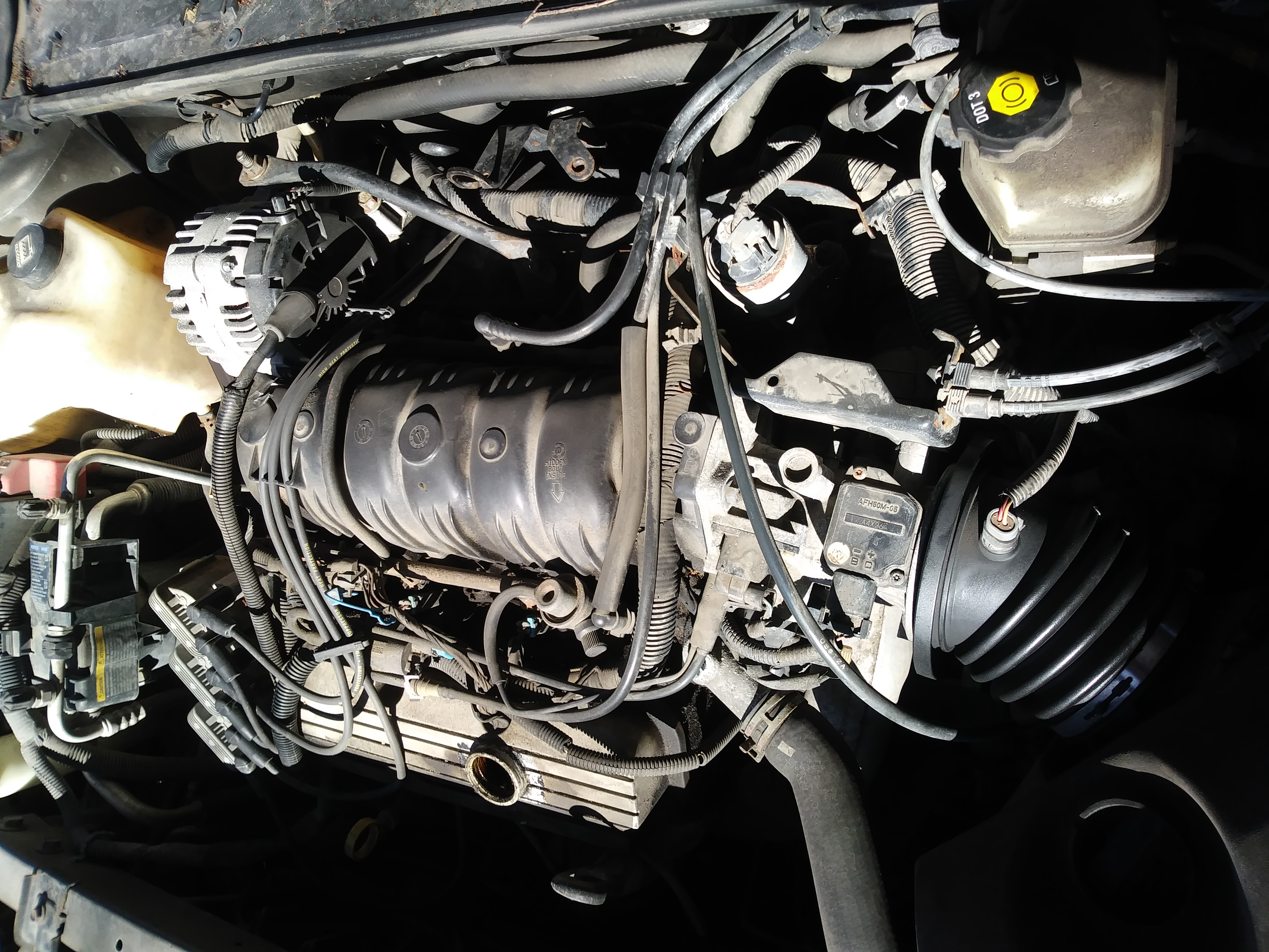 For sale Buick LeSabre engine transmission MI